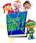 Super WHY Reading Camps